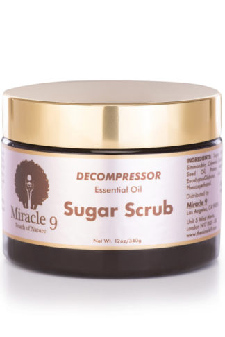 Miracle 9 Body Scrub