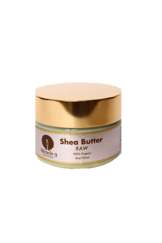 Miracle9 Raw Shea Butter